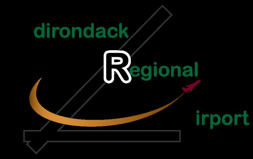 Adirondack Regional Airport Logo